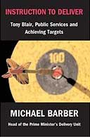 Instruction to Deliver Michael Barber