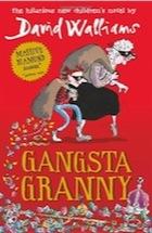 David walliams new book gangsta granny