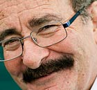 Robert Winston at the Hay festival