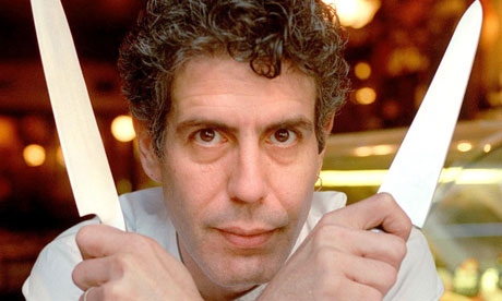Anthony Bourdain S Similar Story From Kitchen Confidential