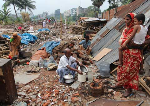 Urbanization in bangladesh