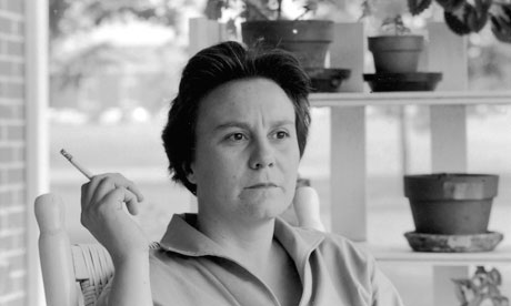 A biography of harper lee an american author