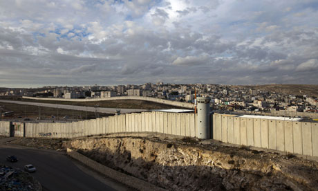 Israel's separation barrier in the West Bank