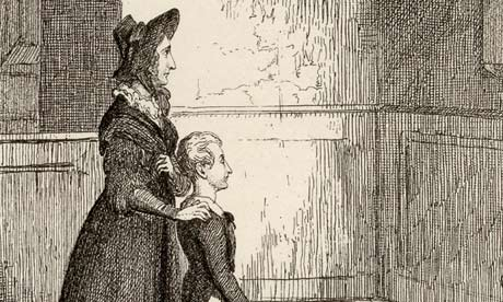 An illustration from Charles Dickens's Oliver Twist