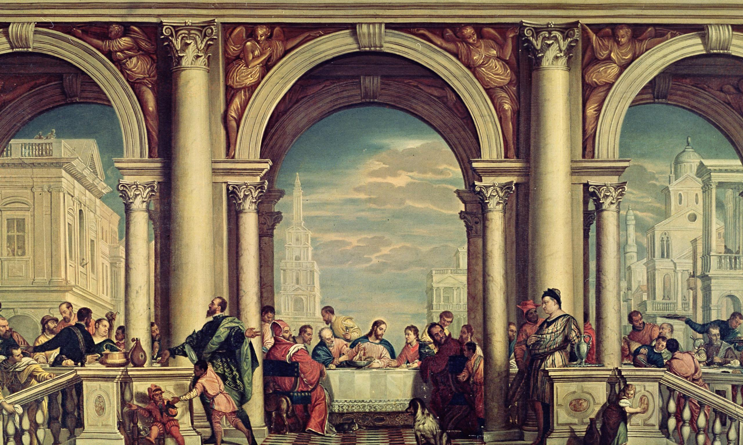 Why Veronese produced the happiest pictures in the world ...