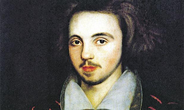Marlowe as William Shakespeare