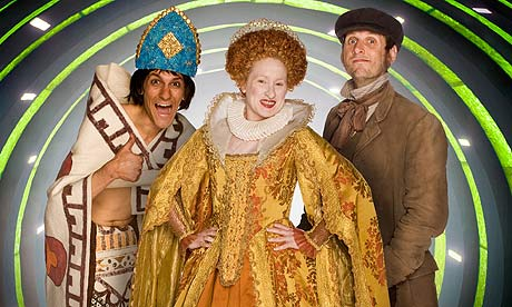 HORRIBLE HISTORIES hires