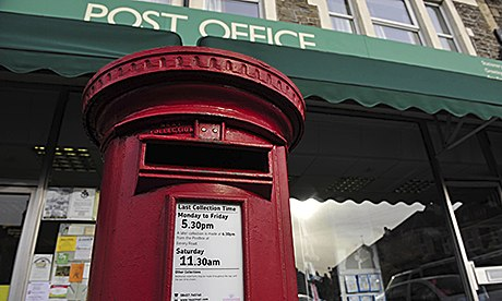 Post Office And Royal Mail Staff To Strike Business