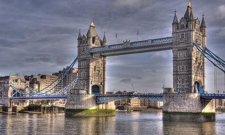 An image by Eifion Williams of Tower Bridge