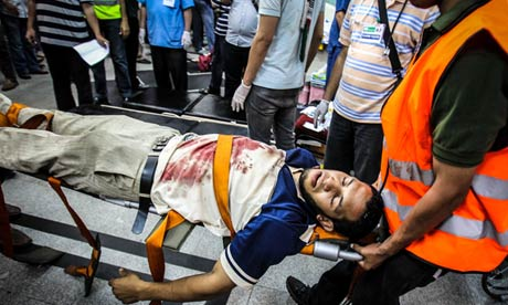 EGYPT-CAIRO-CLASHES-DEATH TOLL