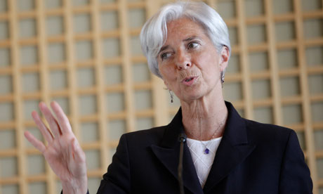 Christine Lagarde/IMF