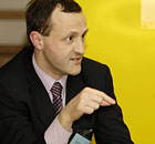 Steve Webb, work and pensions minister