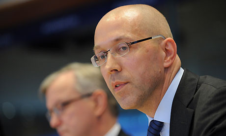 ECB executive board member Jorg Asmussen
