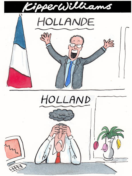 Kipper Williams on Hollande and Holland
