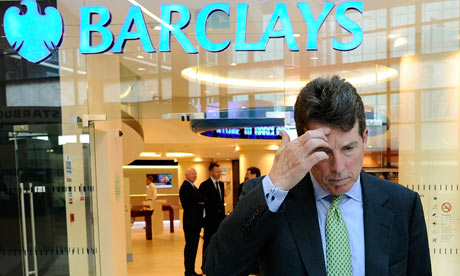Barclays CEO Bob Diamond