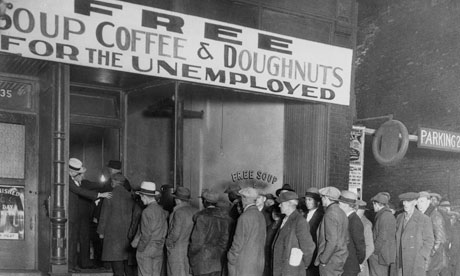 Unemployment During The Great Depression