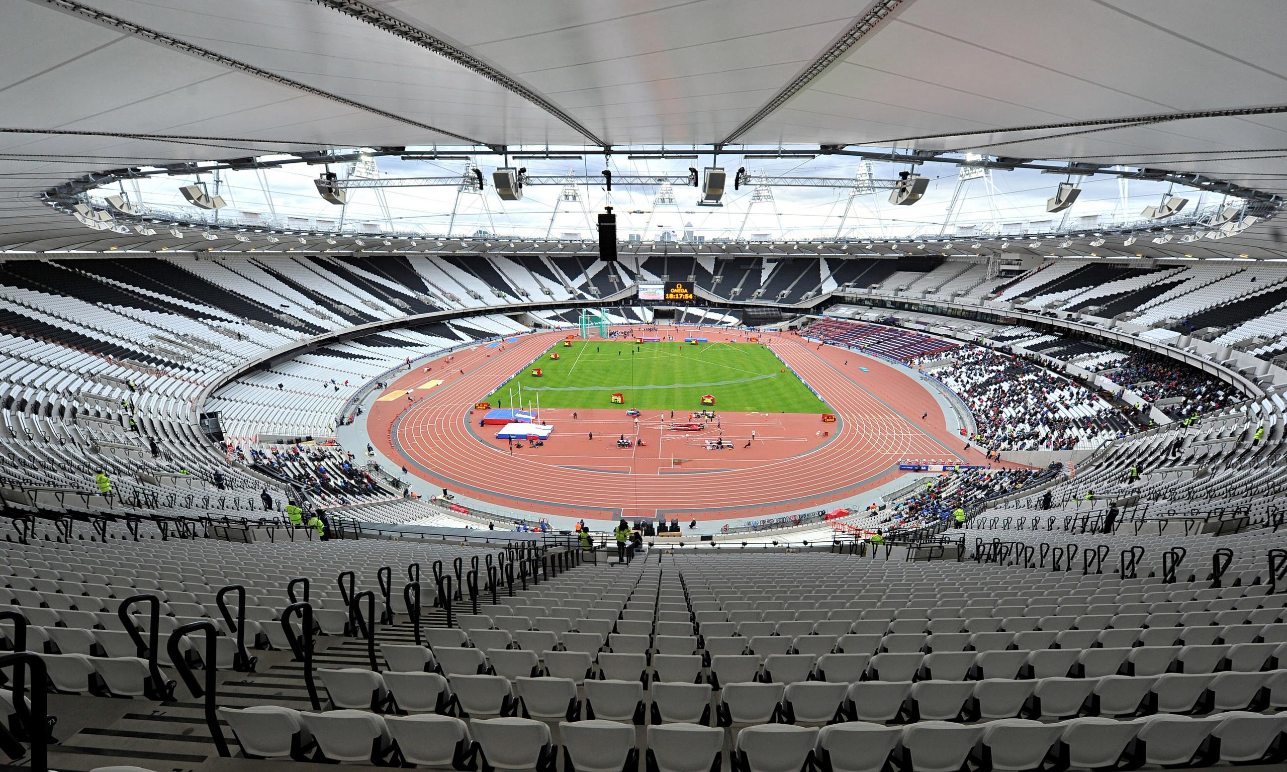 Olympic Stadium Costs Soar To More Than 163 600m After Roof