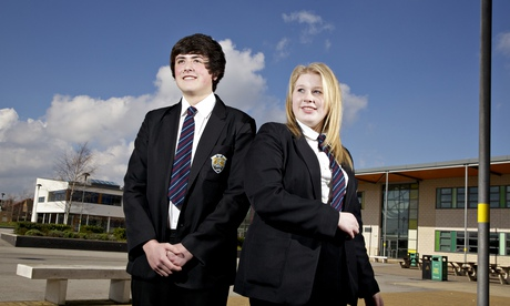 Ellie Whittaker and Jamie Brown