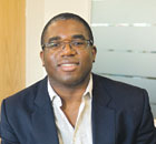 Minister of state for higher education, David Lammy. Photograph: Martin Argles