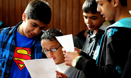 Gcse Results Rise In Numbers Taking Exams A Year Early