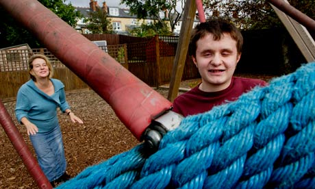 Where's the support for autistic young people?