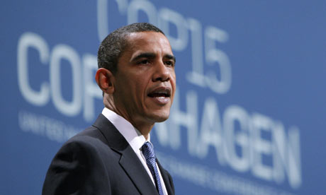 COP15 U.S. President Barack Obama