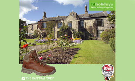 hfholidays with the National Trust