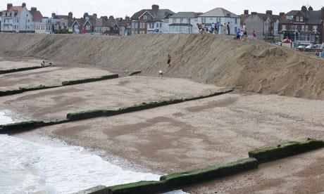 Flood and coastal erosion risk management spending