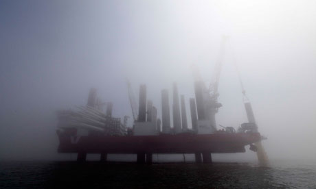 Offshore wind energy  : The London Array Project The World's Largest Wind Farm