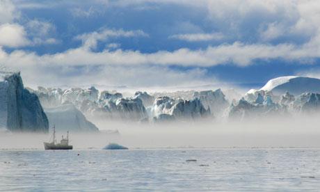 Arctic Circle in Canada