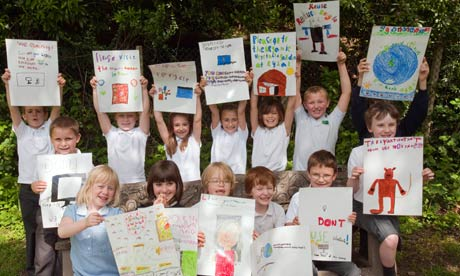 School children across UK strike over climate change | UK ...
