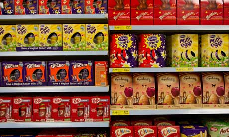 Easter eggs rated by palm oil use  ExecReview