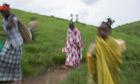 MDG : Violence against women : Displaced women in Masisi Territory, North Kivu, DRC