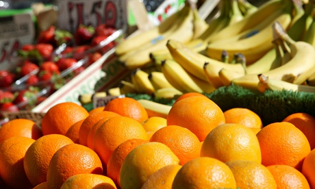 Global Foods Market Cassava Root