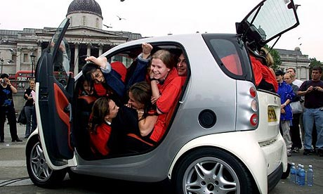 Car sharing: Why you should organise a lift share to work ...