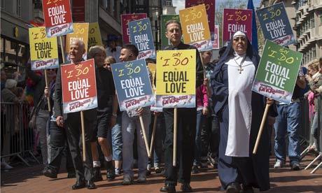 Gay Marriage Activists 72