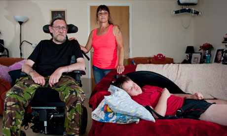 Bedroom Tax Puts Added Burden On Disabled People
