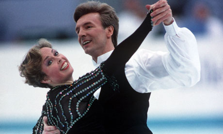 are torvill and dean in a relationship