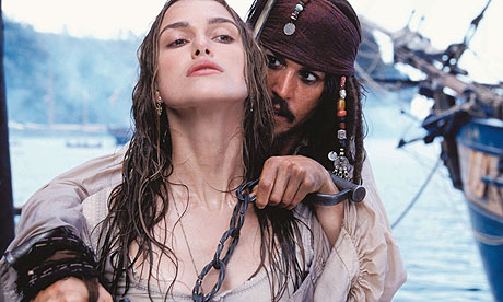 Pirates of the caribbean sex version