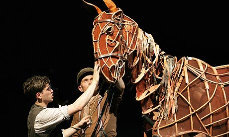 War Horse to be made into a Film
