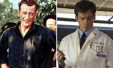 Liveblog Tuesday: John Wayne in The Quiet Man and Harry Connick Jr in Living Proof