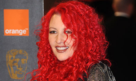 Bafta Awards 2011 - Arrivals - London: Jane Goldman