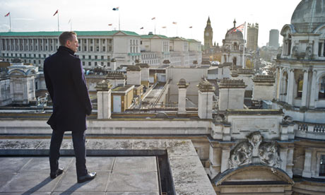 Skyfall: The Story of a Fragmented 007 Music Theme Song Video