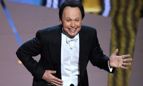 Oscars 2012: Billy Crystal