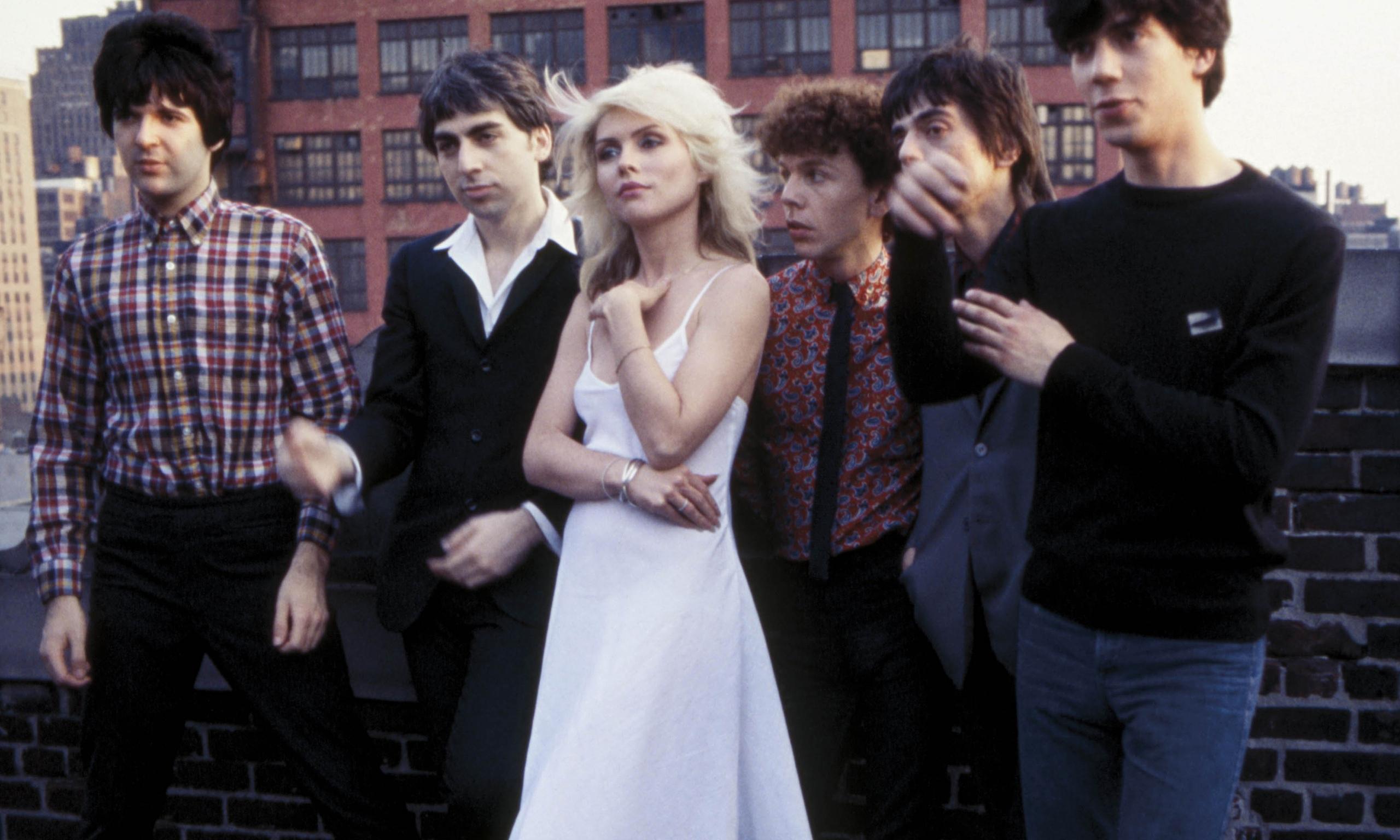 Parallel Lines Blondie Blondie's New York …...
