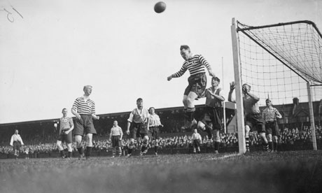 London Caledonians play the first match of the 1931 amateur season against Wimbledon