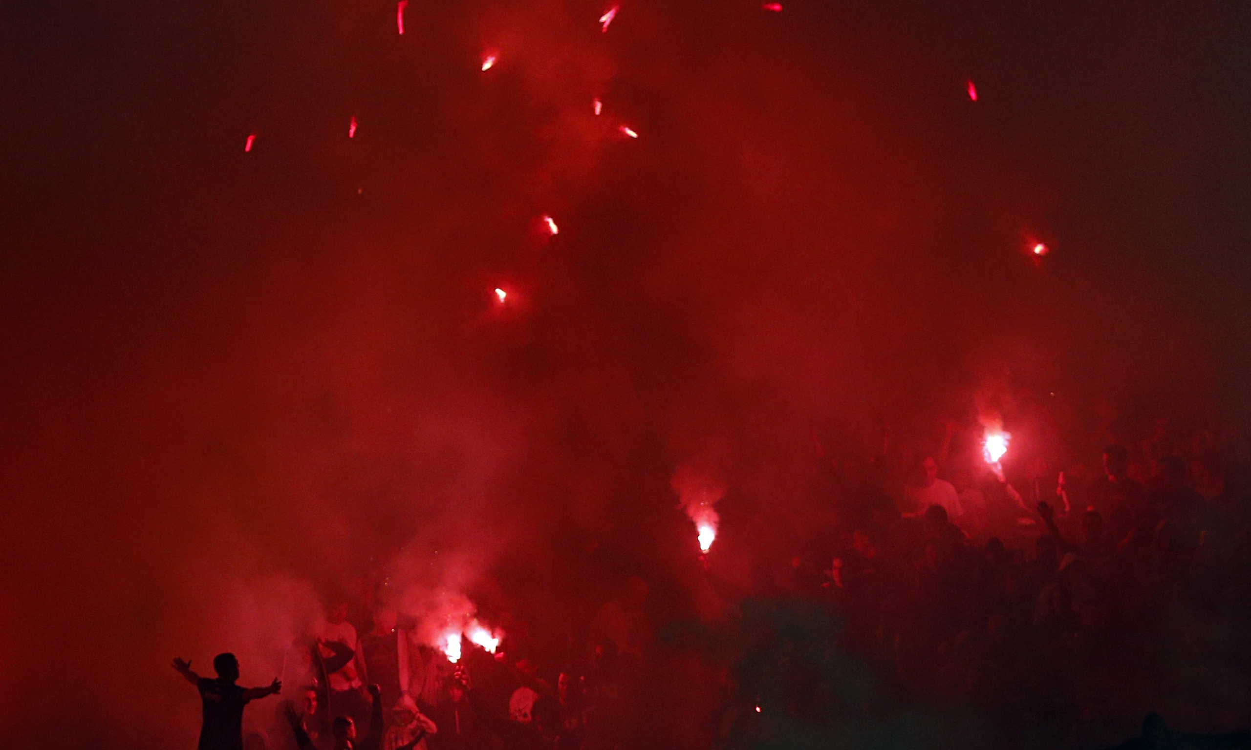 red flare star - photo #4