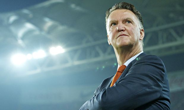 Manchester United Appoint Van Gaal As New Manager