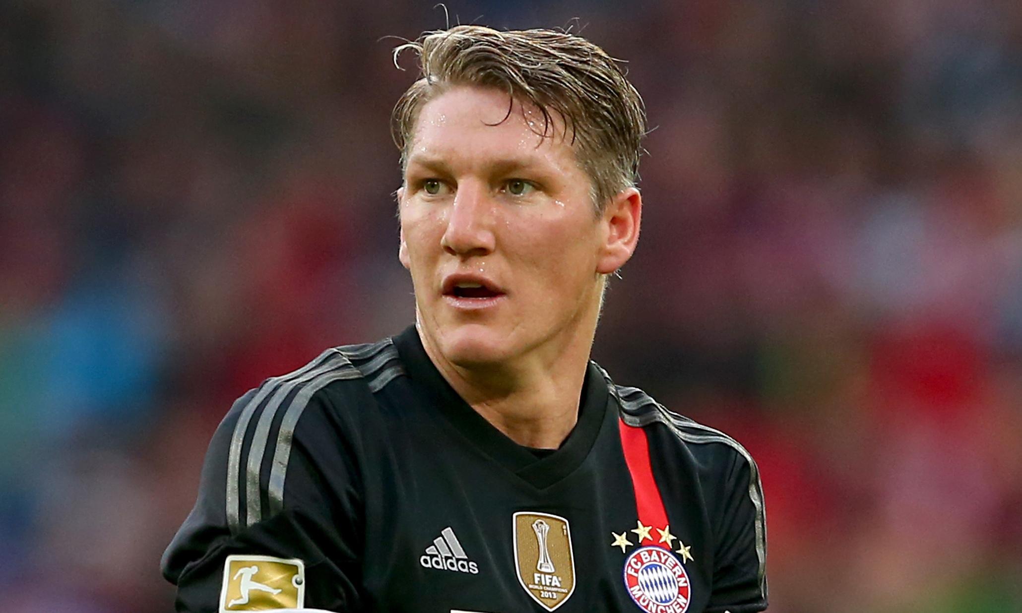 Manchester United Agree Deals For Bastian Schweinsteiger
