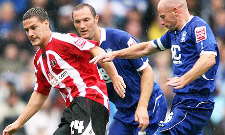 Birmingham City v Sheffield Utd